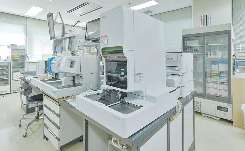 多項目自動血球分析装置